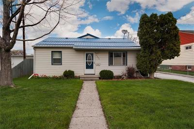Single Family Home Sold: 4609 Ruth Avenue