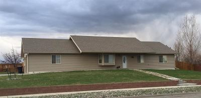 Single Family Home For Sale: 1870 High Sierra Boulevard