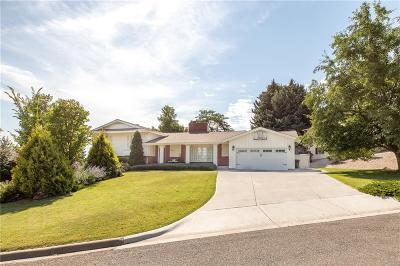 Billings Single Family Home Contingency: 3120 Gregory Drive