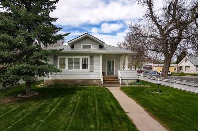 Yellowstone County Single Family Home Contingency: 303 Lewis Avenue