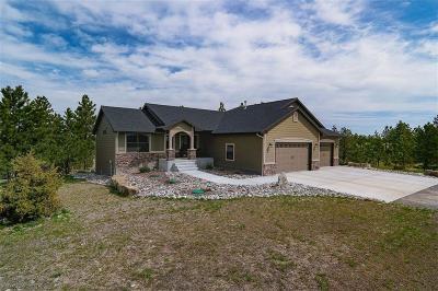 Columbus Single Family Home For Sale: 101 Bozeman Trail