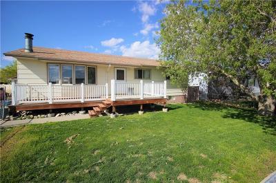 Single Family Home Contingency: 4415 King Avenue E