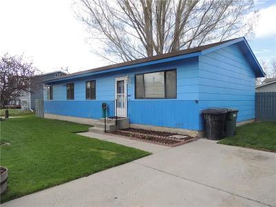 Billings Single Family Home Contingency: 3625 Rosebud Drive