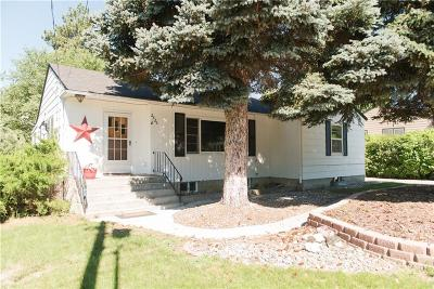 Single Family Home For Sale: 2526 Hoover