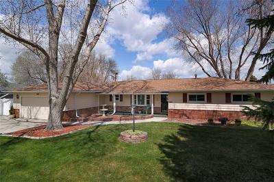 Single Family Home Contingency: 1445 Wicks Lane