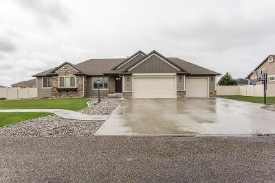Single Family Home For Sale: 5306 Travertine Blvd