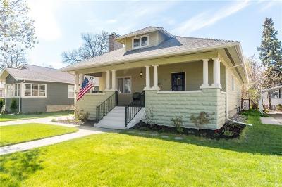 Yellowstone County Single Family Home Contingency: 130 Burlington Ave