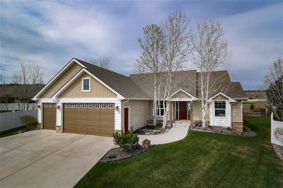Billings MT Single Family Home Sold: $419,000
