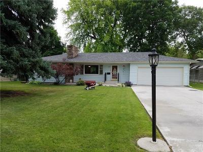 Single Family Home Contingency: 1220 Ponderosa Drive