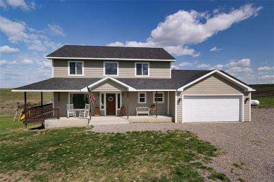 Billings MT Single Family Home Sold: $305,000