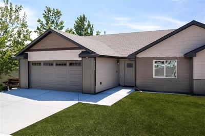 Billings Condo/Townhouse For Sale: 5918 Foxtail Loop West