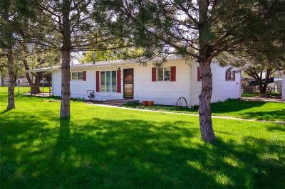 Single Family Home For Sale: 2614 Kimble Drive