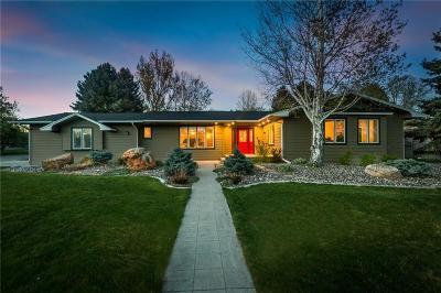 Billings Single Family Home For Sale: 5555 Bobby Jones Boulevard