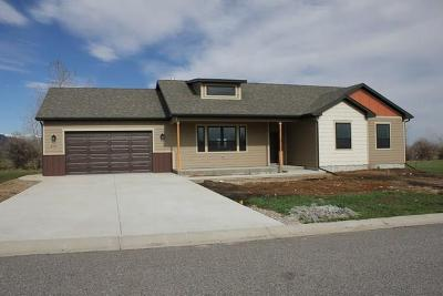 Red Lodge MT Single Family Home Contingency: $301,000