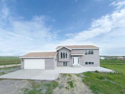 Single Family Home For Sale: 4040 Chara Lane