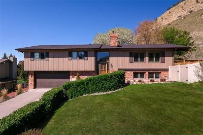 Billings Single Family Home Contingency: 3206 Leeann Boulevard