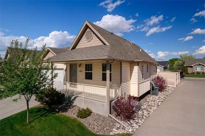 Billings Condo/Townhouse For Sale: 633 Antelope Circle
