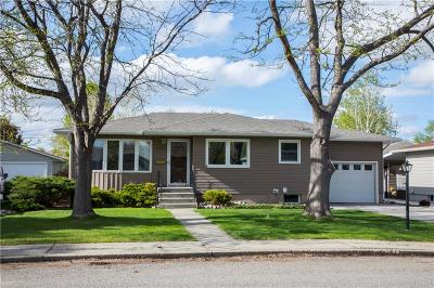 Single Family Home Contingency: 2425 Terry Avenue