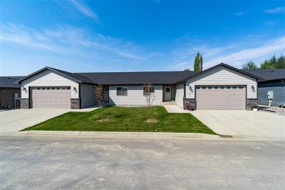 Billings Condo/Townhouse For Sale: 40 Twin Pines Lane