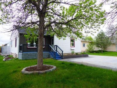 Single Family Home For Sale: 618 Avenue C