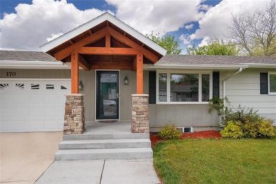 Single Family Home For Sale: 170 Erickson Court S