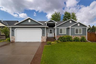Single Family Home For Sale: 3015 Rosebud Dr