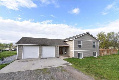 Shepherd Single Family Home For Sale: 5650 Homer Davis Road