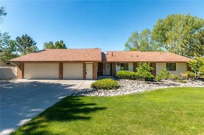 Billings Single Family Home For Sale: 3628 Tommy Armour Circle
