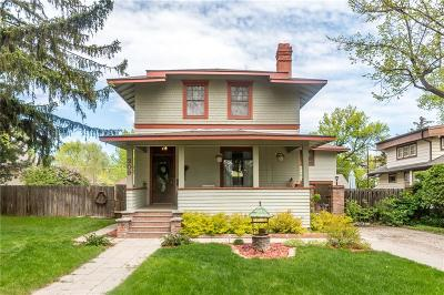 Billings Single Family Home Contingency: 209 Avenue D
