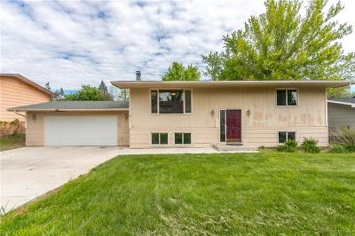 Single Family Home For Sale: 761 Moccasin Trl