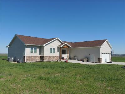 Billings Single Family Home For Sale: 2730 Black Hills Lane