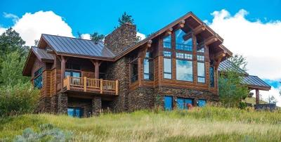 Red Lodge Single Family Home For Sale: 94 Sheep Mountain Road