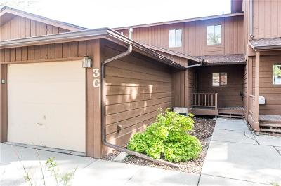 Billings Condo/Townhouse Contingency: 3400 Canyon Dr 3c