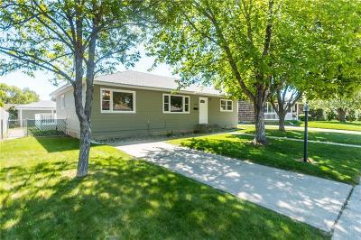 Single Family Home Contingency: 1115 Lendel Lane