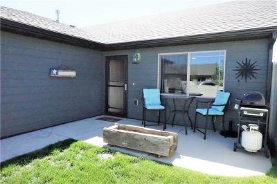 Billings Condo/Townhouse For Sale: 1554 River Edge #1