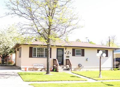 Single Family Home For Sale: 2147 Beloit Drive