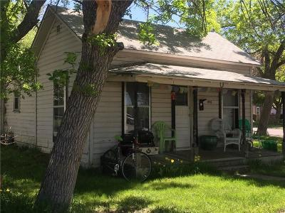 Yellowstone County Single Family Home For Sale: 803 N 26th St