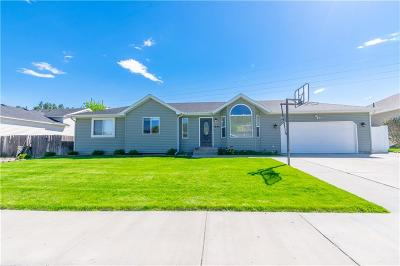 Yellowstone County Single Family Home Contingency: 1080 Strawberry
