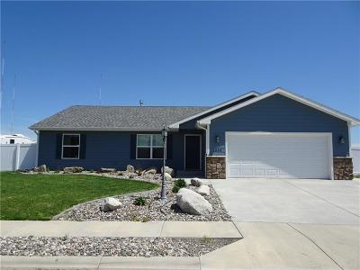 Yellowstone County Single Family Home For Sale: 1529 Prairie Meadow Lane