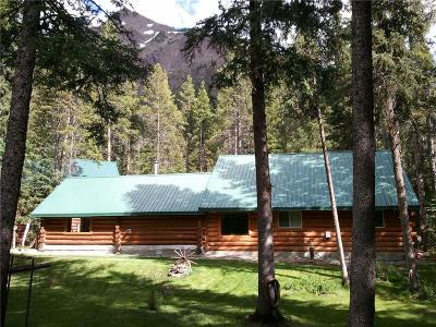 Cooke City MT Single Family Home For Sale: $899,000