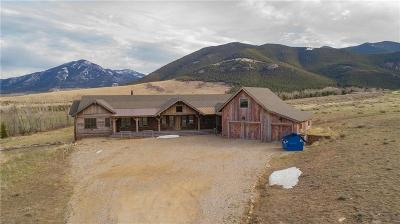 Red Lodge Single Family Home For Sale: 25 Elk Run