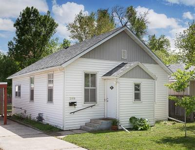 Billings Single Family Home Contingency: 2108 9th Avenue North