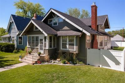 Billings MT Single Family Home Sold: $319,000