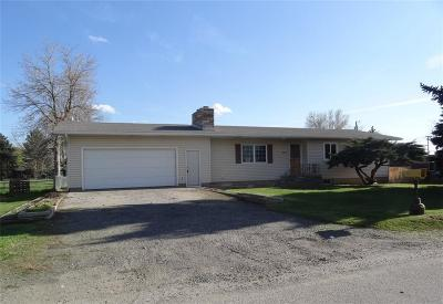 Yellowstone County Single Family Home For Sale: 620 Conway Street