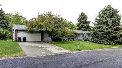 Billings Single Family Home For Sale: 2023 Fairway Drive
