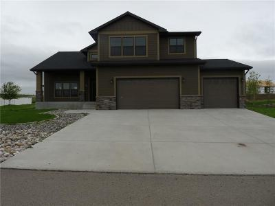 Billings Single Family Home For Sale: 3340 Hidalgo Drive