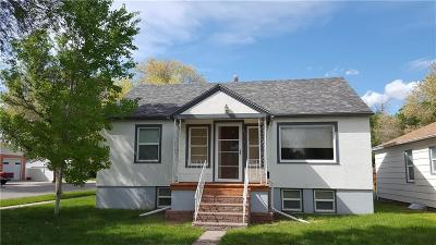 Billings MT Multi Family Home Contingency: $199,000