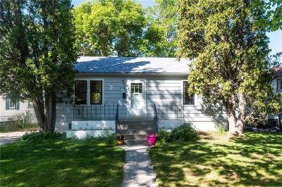 Billings Single Family Home For Sale: 928 N 24th Street