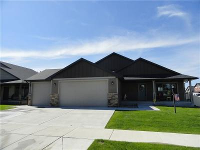 Billings Single Family Home For Sale: 5820 Flax Trail
