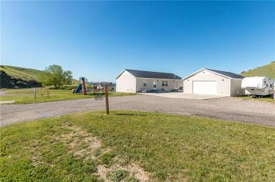 Single Family Home For Sale: 3756 Us Highway 87